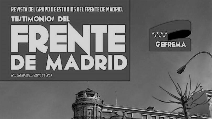 "Captura de la portada de ""Testimonios del Frente de Madrid"""