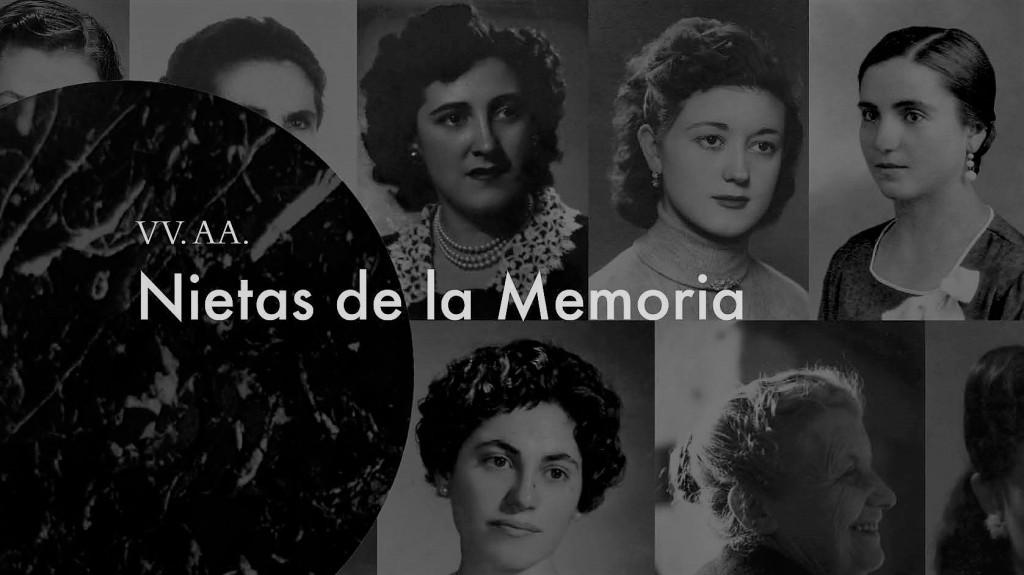 "Portada ""Nietas de la Memoria"""