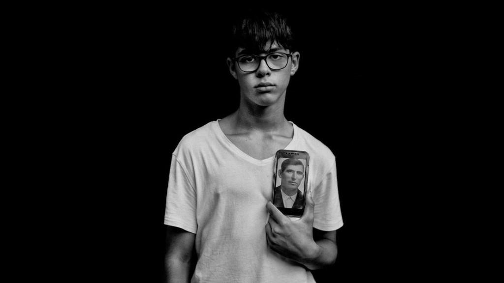 """Fotografía del proyecto """"Hijos de la desmemoria"""" de Santi Donaire"""