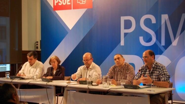 Jornada de Memoria Histórica organizada por PSM