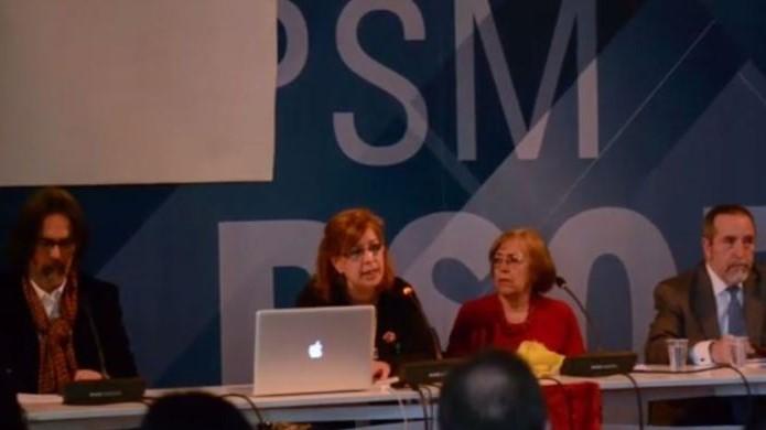 Acto en conmemoración de la Segunda República, organizado por PSM