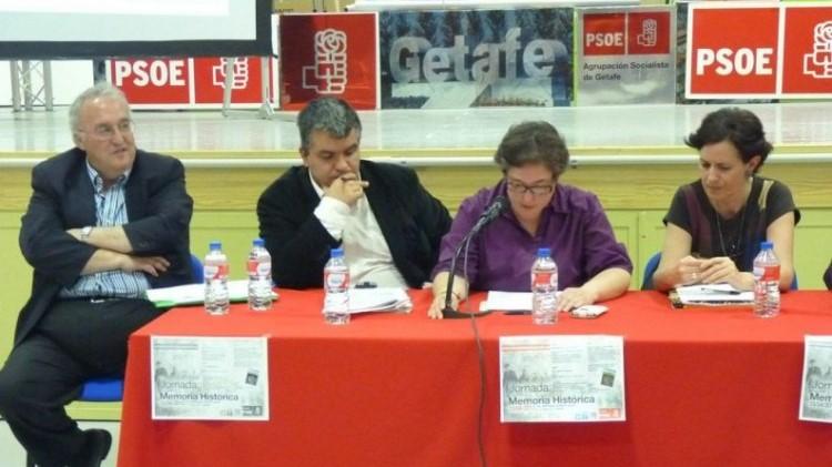 Jornada de Memoria Histórica organizada por el PSOE
